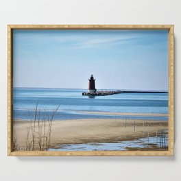 Lewes Lighthouse Serving Tray