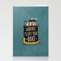 quotes Stationery Cards featuring Quotes by Ronan Lynam