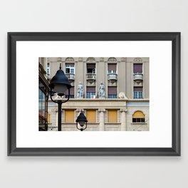 Belgrade / Knez Mihailova Street Framed Art Print