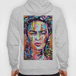 with flowers Hoody