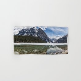 Lake Louise, Mid May, Mid Day Hand & Bath Towel