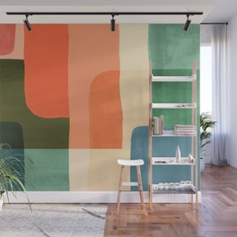 Color play Wall Mural