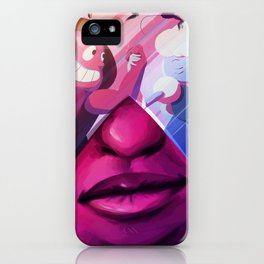 Garnet iPhone Case