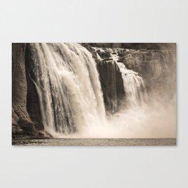 Shoshone Falls in Twin Falls, Idaho Canvas Print