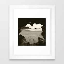 As I Rise Framed Art Print