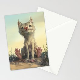 The Coyote Child Stationery Cards
