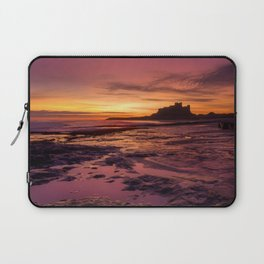 Bamburgh Castle Laptop Sleeve