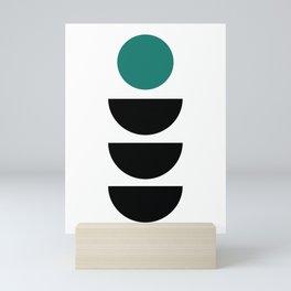 Scandinavian Minimalist Print Mini Art Print