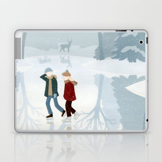 Lost love Laptop & iPad Skin