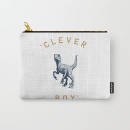 Clever Boy Carry-All Pouch