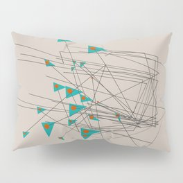 squiggles 1 Pillow Sham