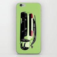 lamborghini iPhone & iPod Skins featuring LAMBORGHINI GALLARDO by MATT WARING
