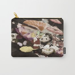 japan memories Carry-All Pouch