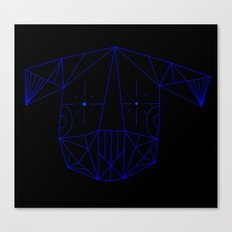 Space Tim  Canvas Print