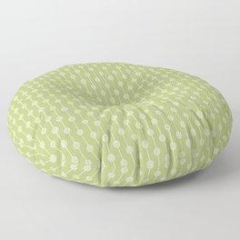 Fern Beads Floor Pillow