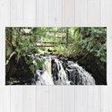 Bridge Over Waterfall by shadykadie