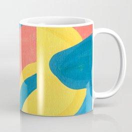 Pink Abstraction Coffee Mug
