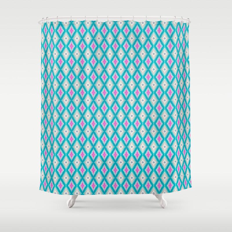 Tiffanyblue Shower Curtains | Society20