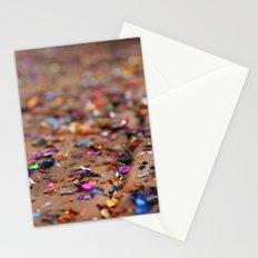 Glitter II Stationery Cards