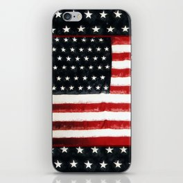 USA Flag ~ American Flag ~ Ginkelmier Inspired iPhone Skin