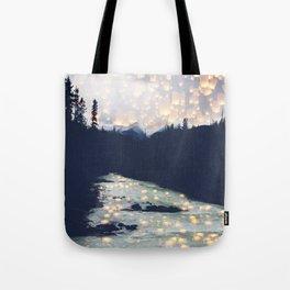 Make a wish -Yoho National park Tote Bag