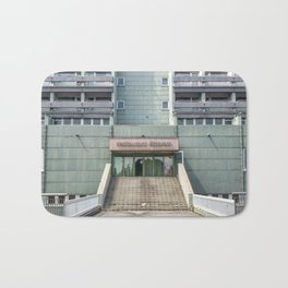 Brutalist Entrance Bath Mat