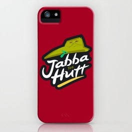 Brand Wars: Jabba the Hutt iPhone Case