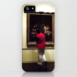 Night at the Museum iPhone Case