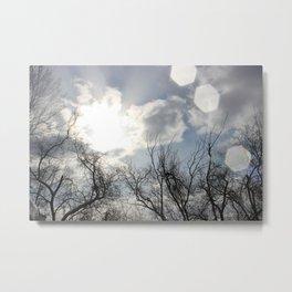 Sun Spots Metal Print