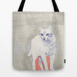 Cat 01 Tote Bag