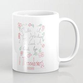 Thessalonians Coffee Mug