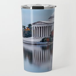 Jefferson In Baby Blue Travel Mug