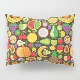 Fruit Patten Pillow Sham