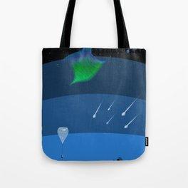 Sputnik Sweetheart Tote Bag