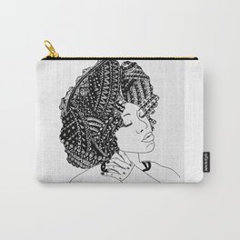 God Is A Woman Carry-All Pouch