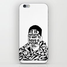Tamir Rice - Black Lives Matter - Series - Black Voices iPhone & iPod Skin