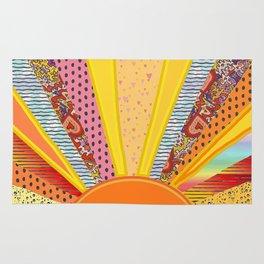 Sun Patterns Rug
