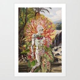 nirvana by bedelgeuse Art Print