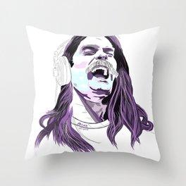 Bill Hader Throw Pillow