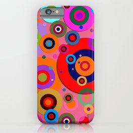 Op Art #18 iPhone Case