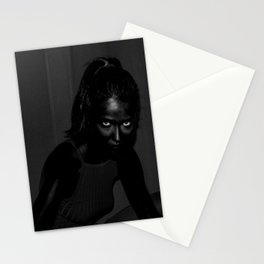 Just How Dark is Your Dark Side? Stationery Cards
