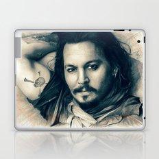 Johnny Depp II. Laptop & iPad Skin