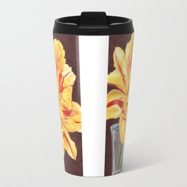 Tinge of Red Travel Mug
