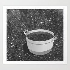 UNIVERSE SOUP Art Print