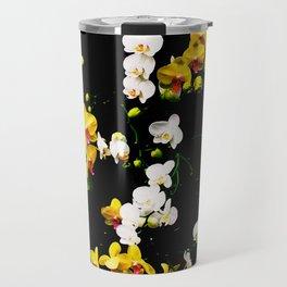 Orchid Celebration Travel Mug
