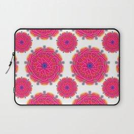 Pink Mandalas Laptop Sleeve