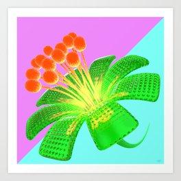 #Sonic #Bloom - 20160227 Art Print