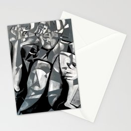Set in Stone Stationery Cards