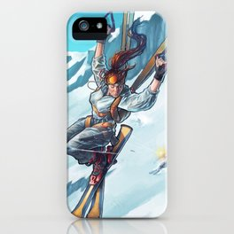 Over the Edge iPhone Case