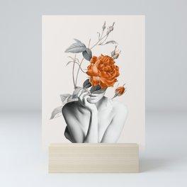 Rose 3 Mini Art Print